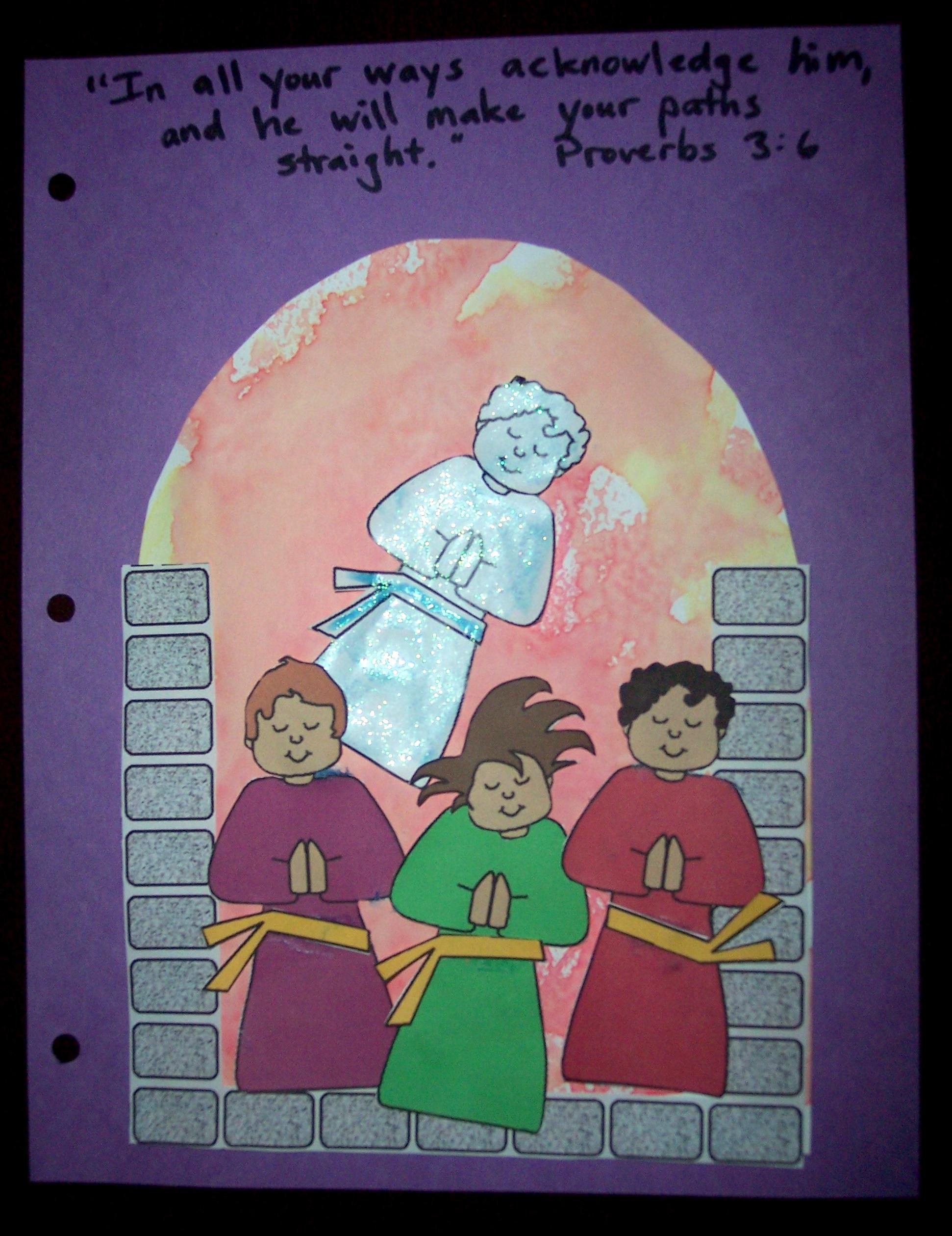 In the Fiery Furnace | His Treasure Seekers