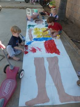 Preschool bible craft his treasure seekers for David and goliath craft